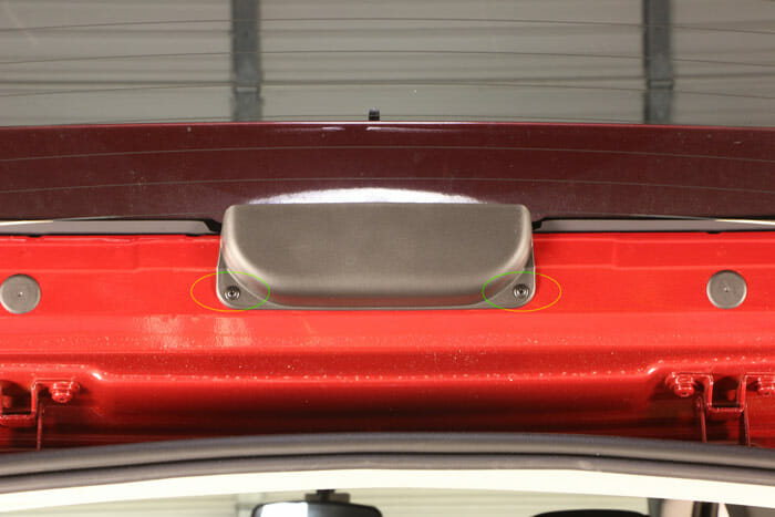 3rd Brake light flasher install instructions and electrical