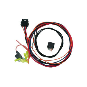 Electric Water Pump Relay Kit